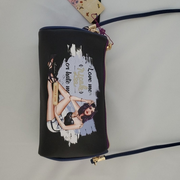 (NEW) Nicole Lee purse with tags